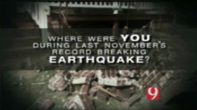 What size earthquake would damage Oklahoma City?