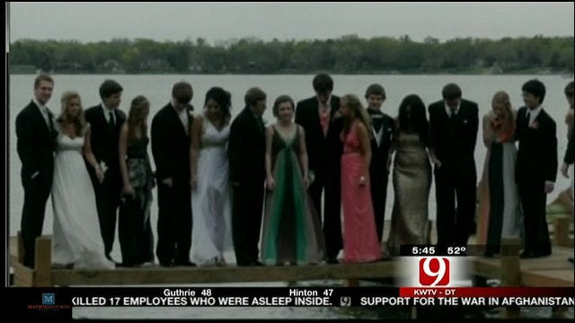 Magic 104 Wednesday: Teens Take Cold Plunge Before Prom