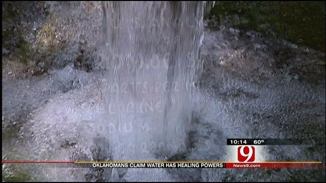 Oklahoma Spring Water, The Secret To Living Longer?