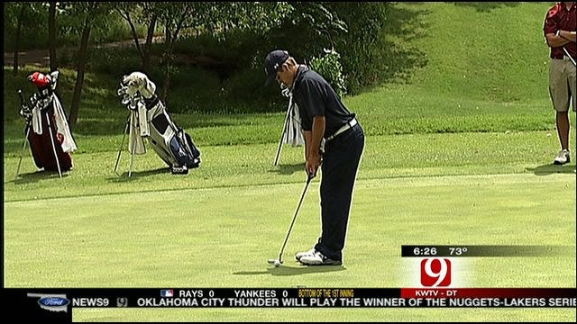 Highlights: 6A Boys Golf Championship