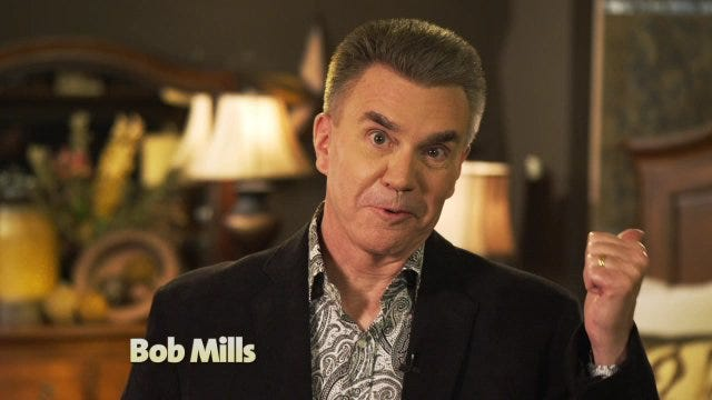 Bob Mills: Reba McEntire
