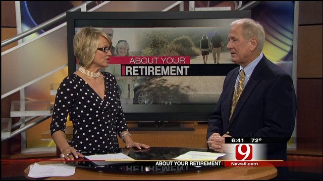 About Your Retirement: Senior Citizens And Scams