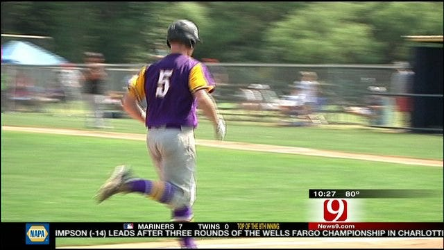 Red Oak Tops Asher For Class B Title