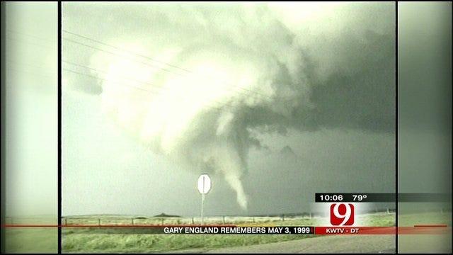 News 9's Gary England Remembers May 3 Tornado