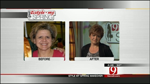 Style My Spring: Sandy's Makeover