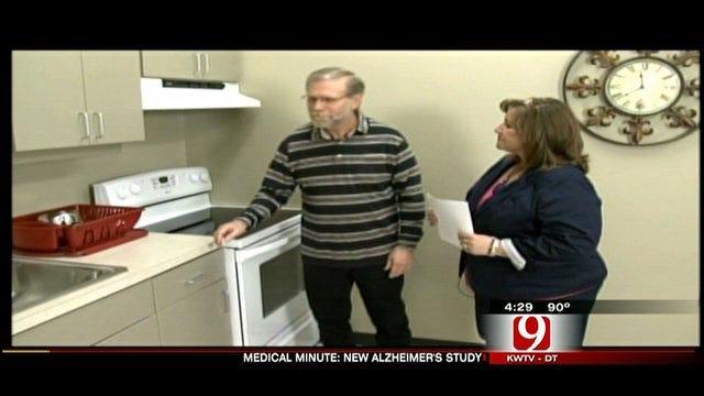 Medical Minute: New Alzheimer's Study