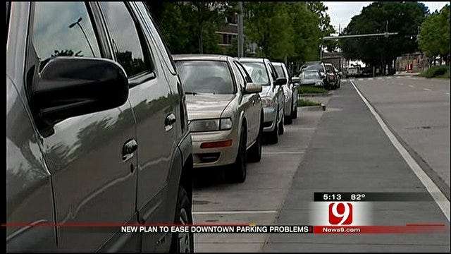 Study: Not Enough Parking In Downtown OKC