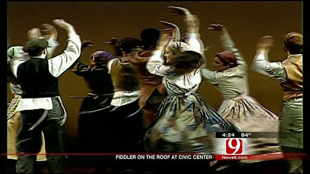 Fiddler On The Roof Cast Members Featured On News 9