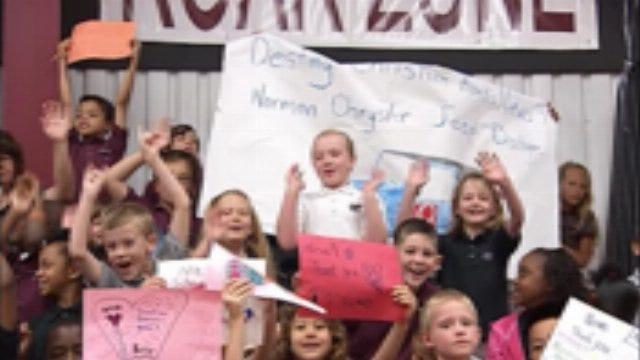 Destiny Christian Wins Cash For Schools Giveaway