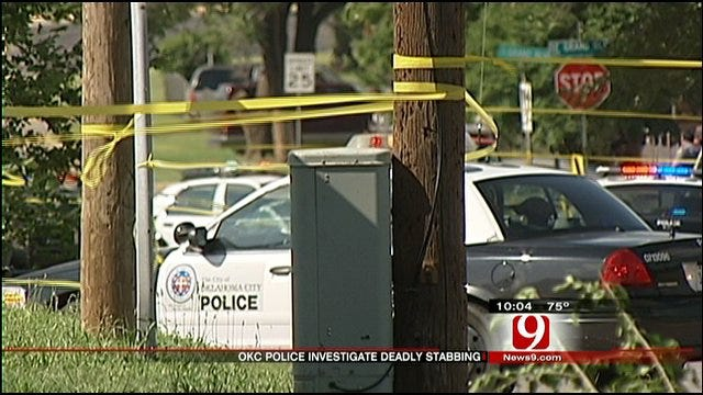 One Person Killed In Stabbing At Southeast OKC Park