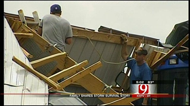 Residents In Medford Area Recall Monday Night's Tornado