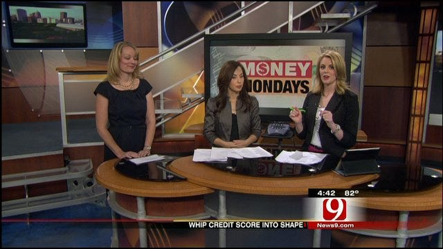 Money Monday: Five Easy Steps to Whip Your Credit Score into Shape