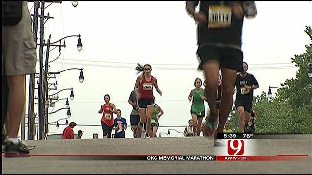 Thousands Run To Remember OKC Bombing Victims, Survivors