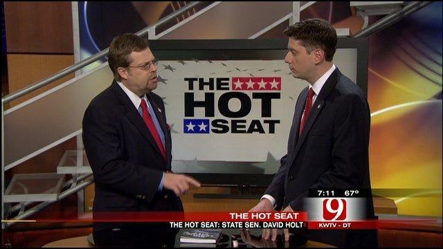 Hot Seat: State Senator David Holt