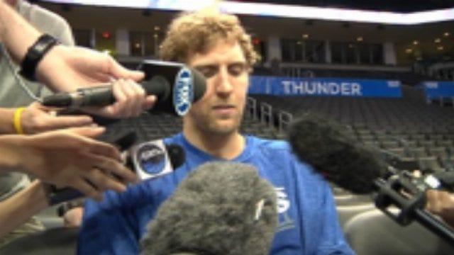 Dallas Mavericks Preview Matchup With Thunder