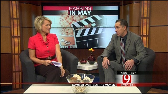 Summer Movie Fun In May At Harkins Theater In OKC