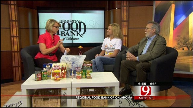 Help The OKC Regional Food Bank With Upcoming Food Drives