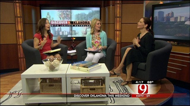 Discover Oklahoma: OKC Redhawks Home Stand