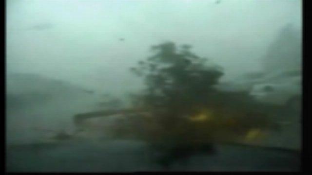 Norman Police Release Dashcam Video Of Tornado