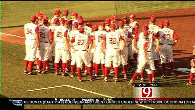 Sooners Can't Keep Up, Lost to Dallas Baptist