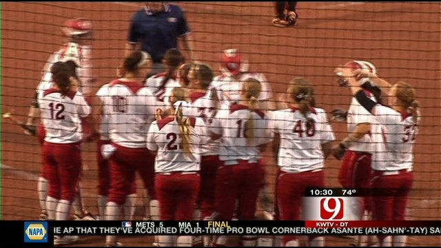 Sooners Down Cowgirls In Final Series Matchup