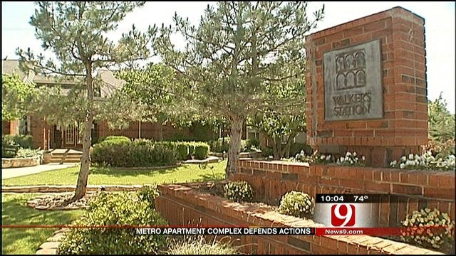 OKC Apartment Manager Responds To Tenant's Claims