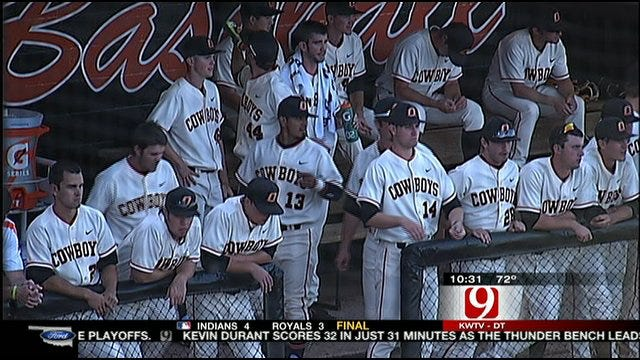 Bedlam Baseball Highlights: OSU Outshines The Sooners