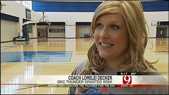 Lorelei Decker Whips The Thunder Into Shape