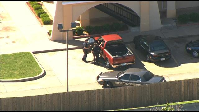 SkyNews 9: High Speed Chase Ends With Arrest In OKC