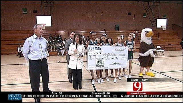 Harding Charter Prep Wins Cash For Schools