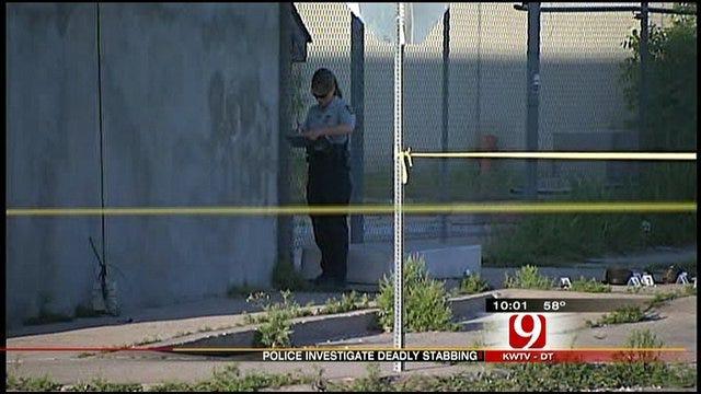 Video Vigilante Responds To Man's Stabbing Death In SW OKC