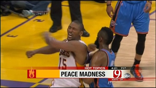 Hot Topics: Peace Madness