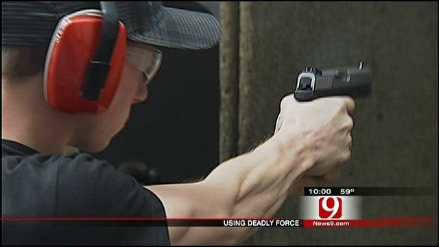 Ersland Attorney Talks About Using Guns In Self Defense