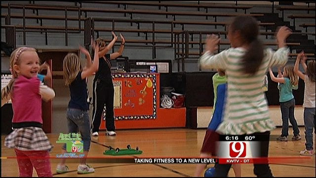 Cushing Elementary School Benefits Community With 'Harmony' Program