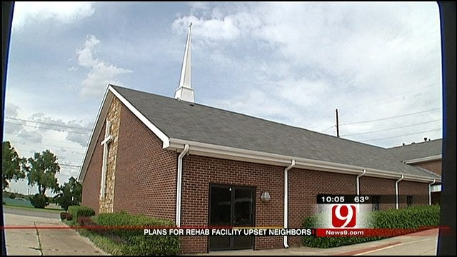 Del City Residents Concerned Over Possible Rehab Center