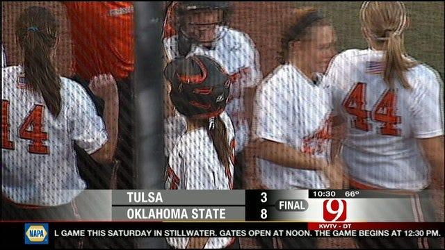 Highlights: OSU Softball Tops Tulsa