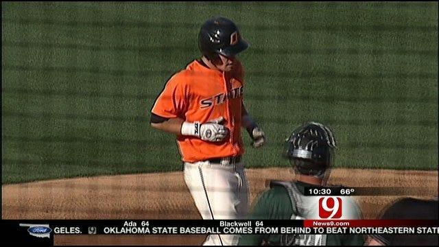 Highlights: OSU Baseball Picks Up Win Over NSU