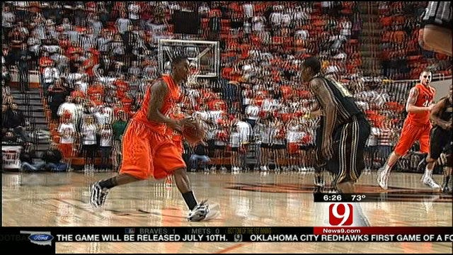 OSU's Nash Charged With Misdemeanor