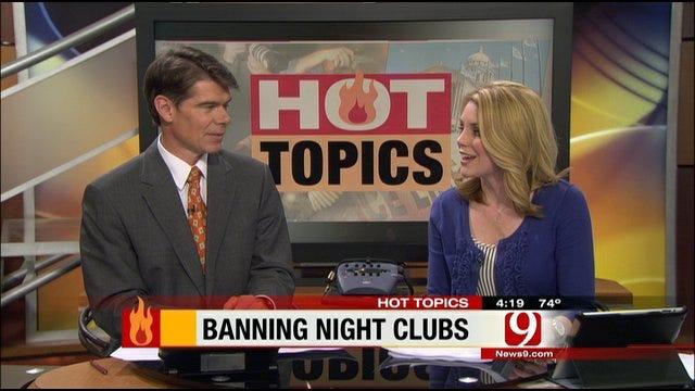 Hot Topics: Florida Bans Night Clubs