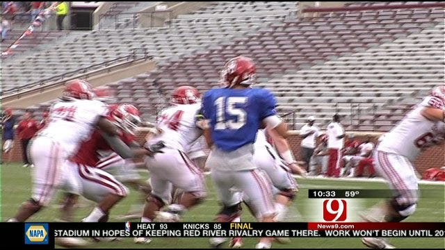 OU Backup Quarterback Breakdown