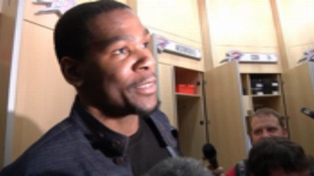 Thunder Talk About Win Over Kings