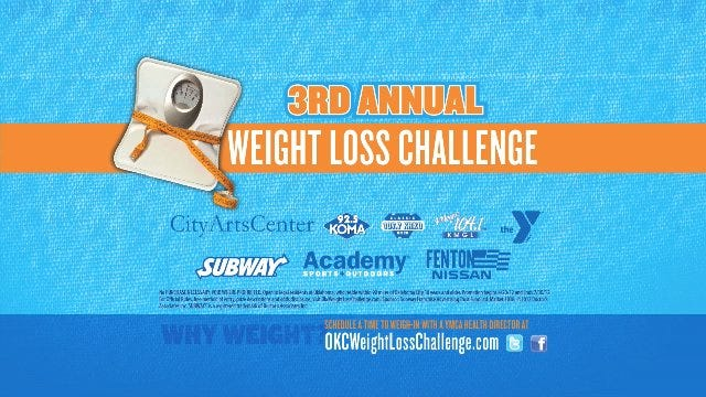 OKC Subway Weight Loss Challenge
