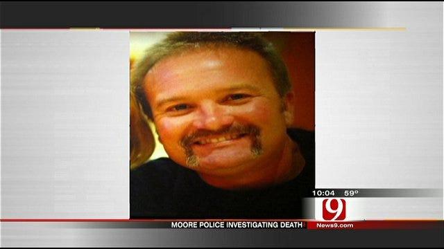 Police Say Moore Death Is 'Suspicious'