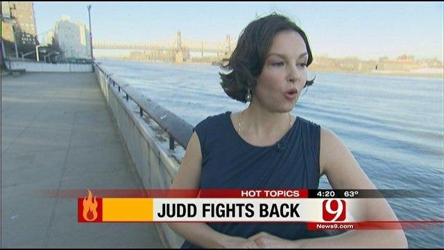 Hot Topics: Ashley Judd Fights Back