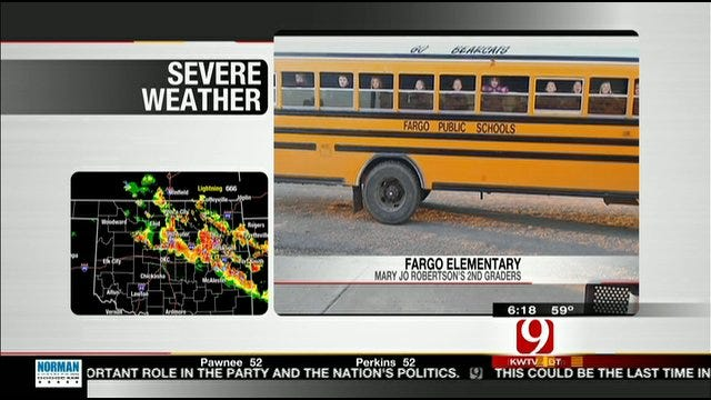 Jed's Bus Stop Forecast For Wednesday, April 11