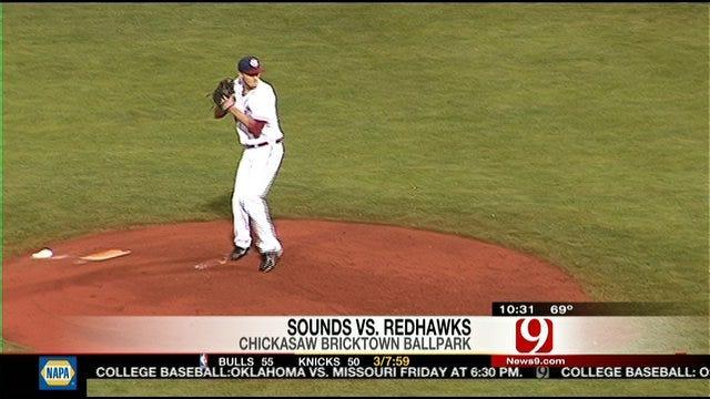 Highlights: Redhawks vs. Nashville
