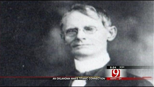 Oklahoma Town Has Titanic Connection