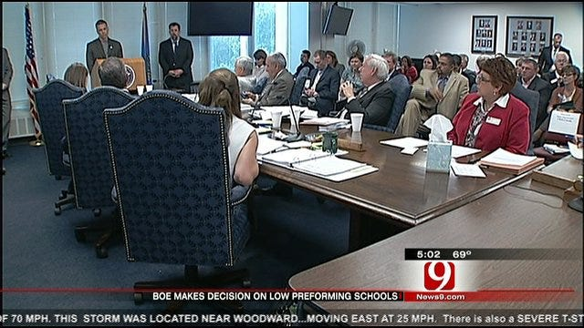 Metro School Fights Back After Being Named Among Low-Performing Schools