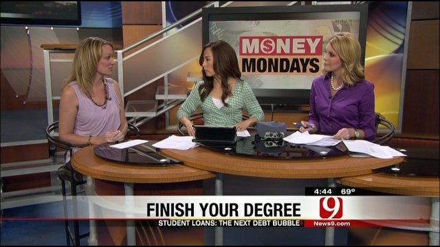 Money Monday: Student Loans: The Next Debt Bubble