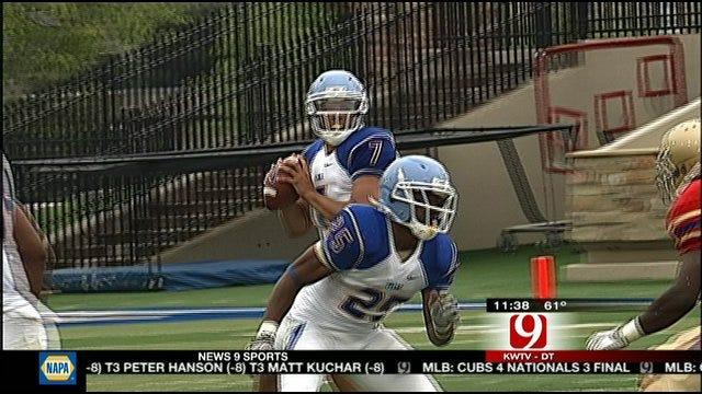 Tulsa Spring Game Recap